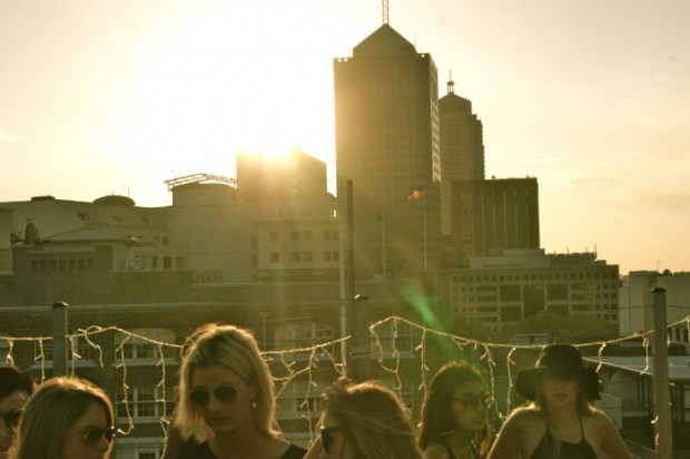 Rooftop Party Sydney