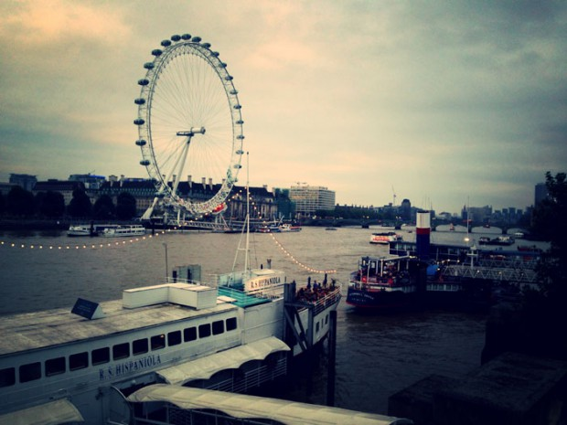 London-Aussicht-Themse