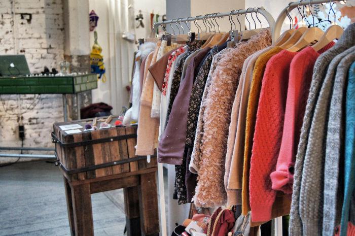 Amsterdam Kleidung