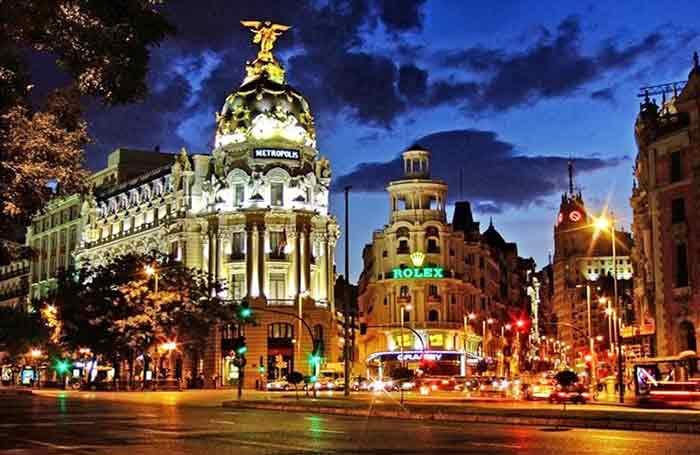 Madrid-Innenstadt