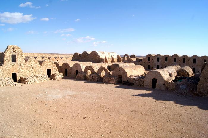 Djerba Reisetipps Gebäude