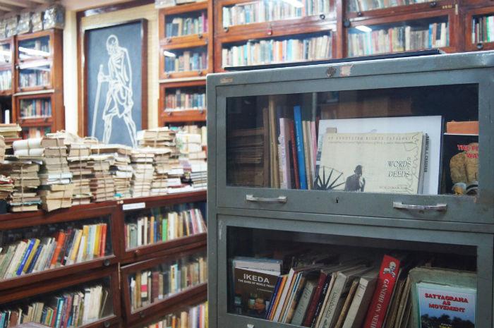Mahatma Ghandi Bücher