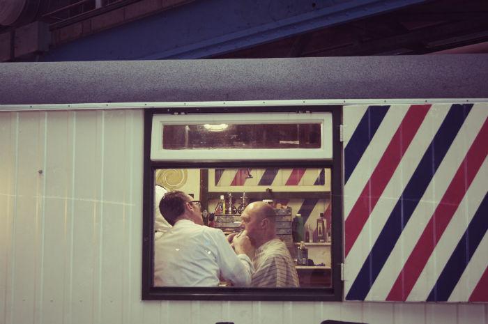 Food Soul Festival Barber Truck