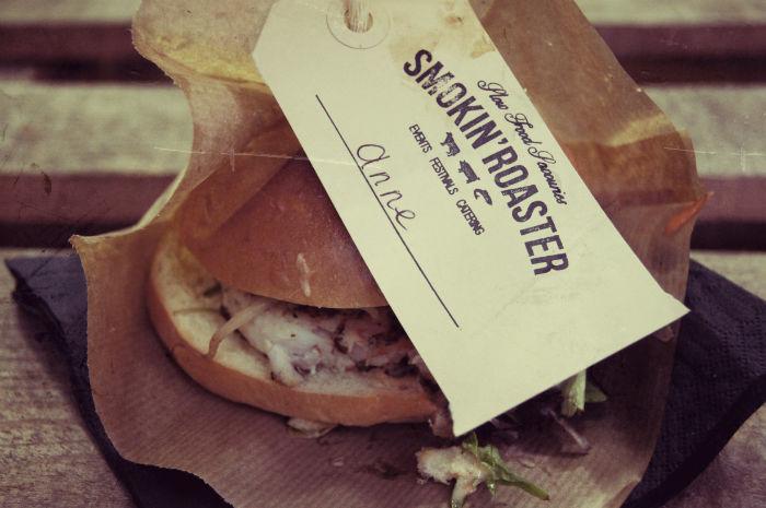 Food Soul Festival Burger