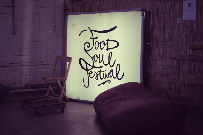 Food Soul Festival Plakat