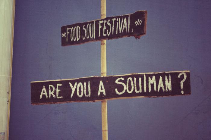 Food Soul Festival Soulman