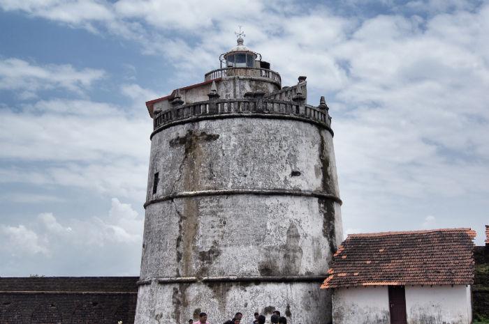 Tage in Goa Palolem Fort Aguada Leuchtturm