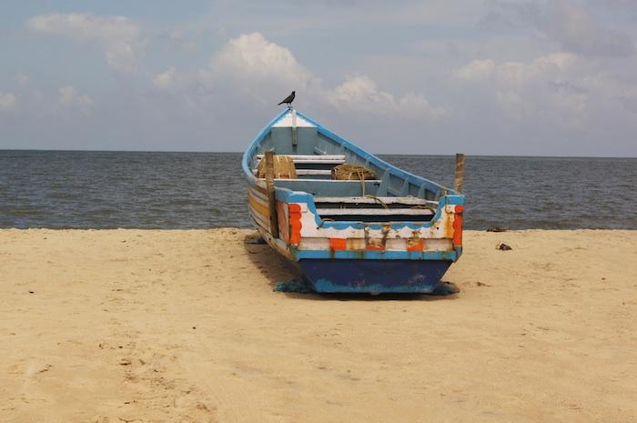Urlaub in Indien Alleppey Beach