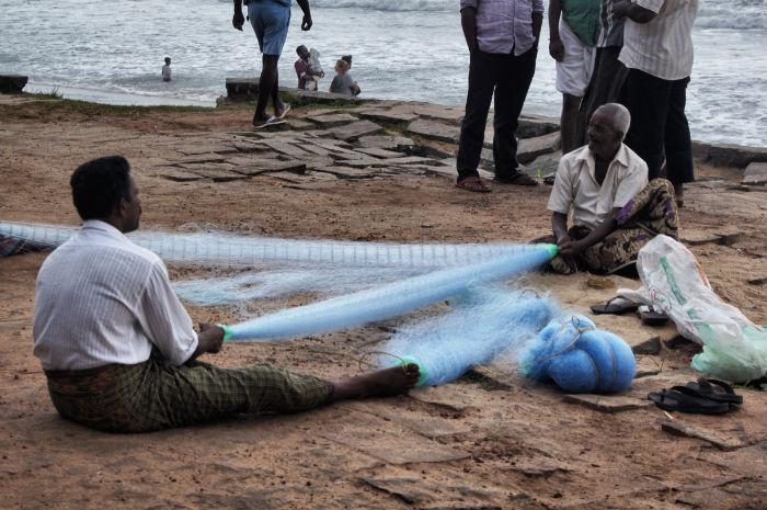 Urlaub in Indien Fishermen
