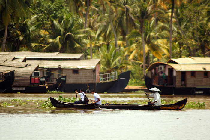 Kerala Alleppey Backwaters