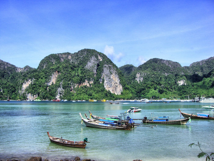 Backpacking Guide Thailand Beach
