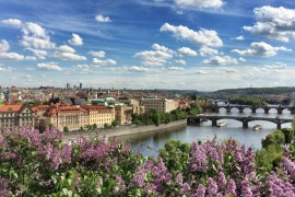 Rainbow Colours – A trip to Prague