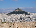 24 Stunden in Athen Akropolis Ausblick