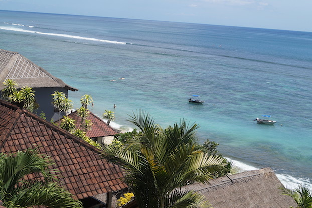 Dengue Fieber Indonesen Strand