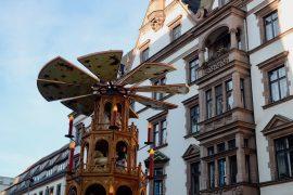 Weihnachtsmarkt Leipzig: Magie, Menschen und Maronen