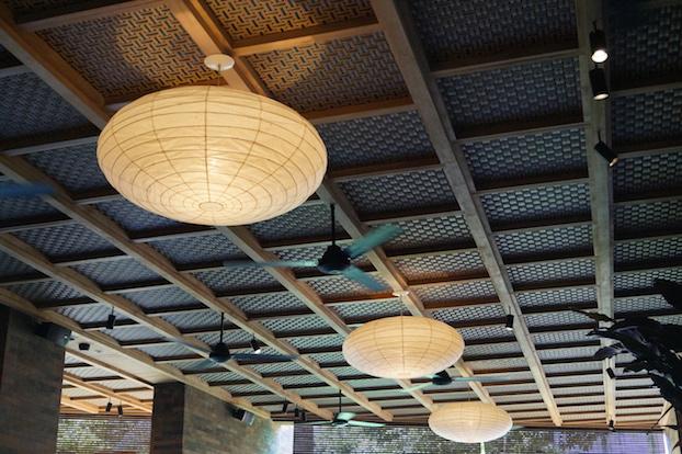 Katamama Hotel Bali Lampions