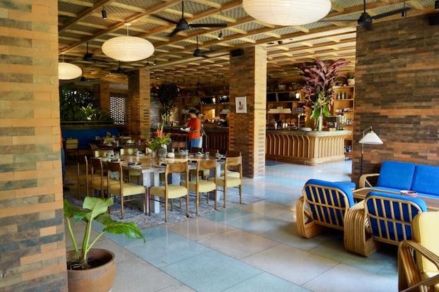 Katamama Hotel Bali MoVida Restaurant