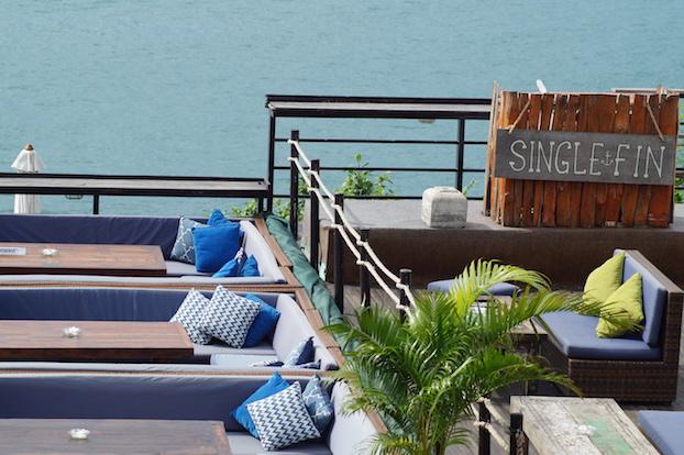 Halbinsel Bukit_Single Fin Sonnenschein