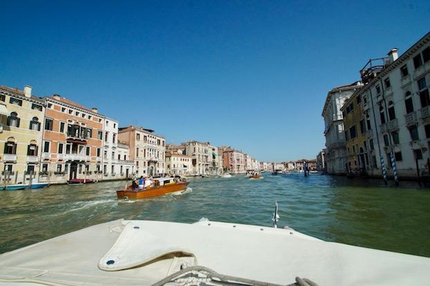 Wochenende-in-Venedig-Boot