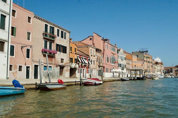 Wochenende-in-Venedig-Bootsfahrt