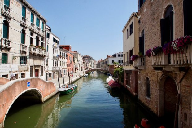 Wochenende-in-Venedig-Gasse