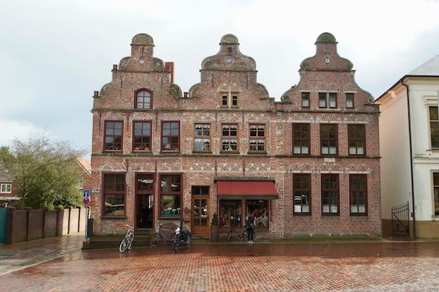 Ostfriesland-Norden-Architektur