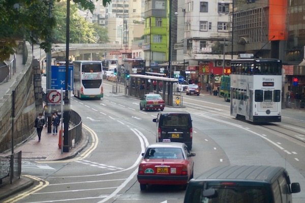 Tag-in-Hongkong-Strasse-Central